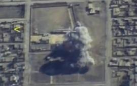ВВС РФ наносит удары по ИГ в Ракке