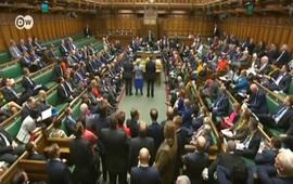 Британский парламент одобрил Brexit