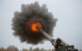 Самые масштабные бои в Донбассе