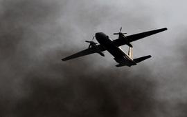 Полет украинского Ан-26