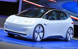 Беспилотные авто проходят тестирование