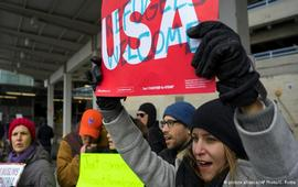 Действие миграционного указа Трампа