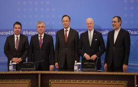 Второй раунд переговоров по Сирии