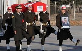 Удар по турецким военным