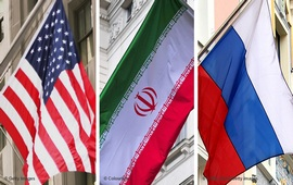 США хочет вбить клин между РФ и Ираном?