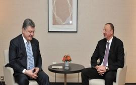 Киев хочет закупать у Азербайджана оружие