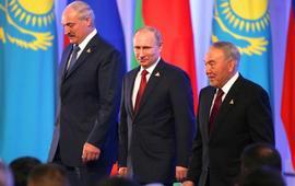ЕАЭС споткнулся на Лукашенко