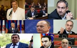 Предвыборная борьба в Армении