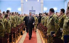 Украинские силовики отказались отводить вооружение