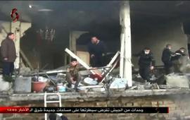 Джихадисты в Хомсе атаковали