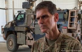 Американский генерал провел совещание