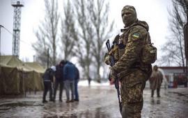 Украинские военные подорвались