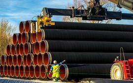 Меркель: необходимо сохранить транзит газа через Украину
