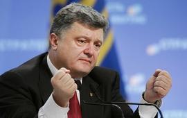 Порошенко пообещал не оставлять сограждан в Крыму
