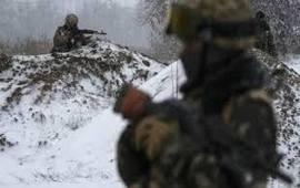 Новая война на Украине