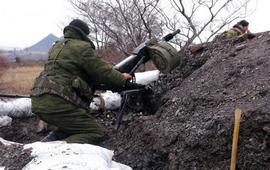 В Донбассе возобновились
