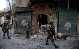 Россия посылает чеченцев в Сирию