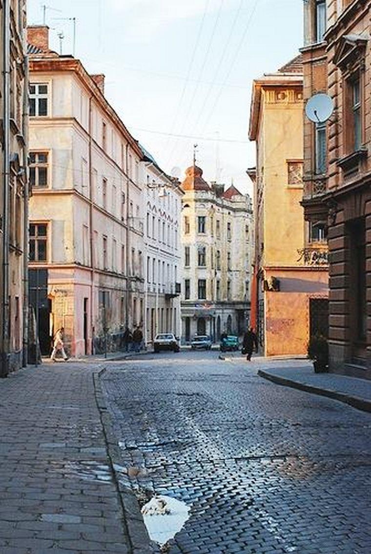 Армянская Поперечная улица - ныне ул. Друкарская