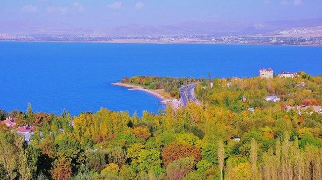 ВАН - руины армянского города