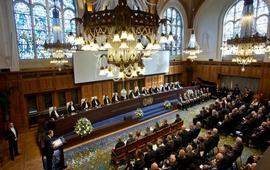 В Гааге начались слушания по иску Украины