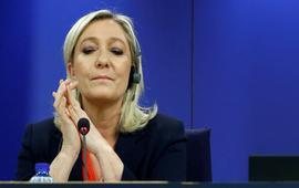 Марин Ле Пен игнорировала
