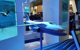 Работа на Ил-214 приостановлена