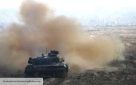 Хроника Донбасса: ВСУ бьют из «Градов»