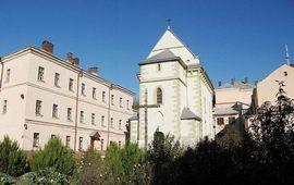 Армянские церкви Львова