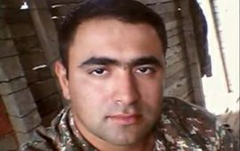 Капитан Арменак Урафанян - Герой