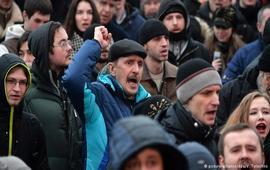 Новые протестные акции в Беларуси