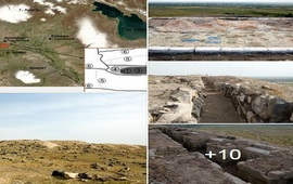 Аргиштихинли - Армавир - Древняя Армения