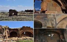 Багнаир монастырь близ Ани - Армения