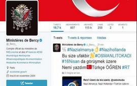 Турки взломали твитер