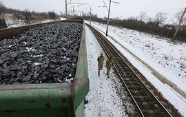 Украинские радикалы начали блокаду
