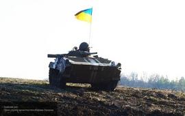 Хроника Донбасса: Киев тянет САУ и «Грады»