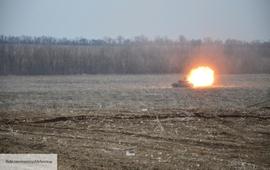 Хроника Донбасса: в Саханке ждут ОБСЕ