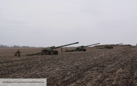 Хроника Донбасса: ВСУ бьют из танков и зениток