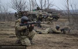 Хроника Донбасса: перемирие с 1 апреля