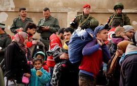 Сирийская оппозиция покидает Хомс