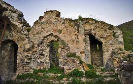 Монастырь Андаберд - Арцах
