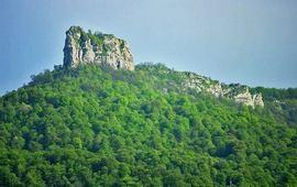 Арцах - крепость Качахакаберд