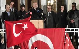 Турки хотят устраивать митинги
