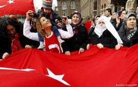 Министр по соцполитике Турции