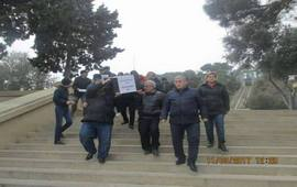 В Баку хоронят ООН