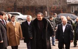 Политическая ориентация Царукяна