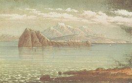Ахтамар - остров на озере Ван