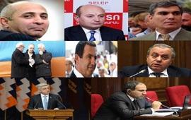 Особенность армянских партий - идей нет