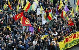 Турки недовольны протестами курдов
