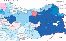 Масштабные столкновения между курдами и азербайджанцами