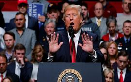 Суд США заблокировал новый закон Трампа